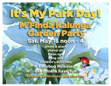 It's My Park Day